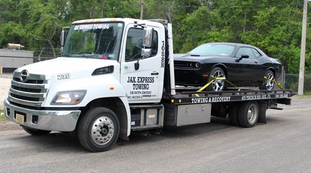 Cheap Tow Trucks >> Jax Express Towing Llc